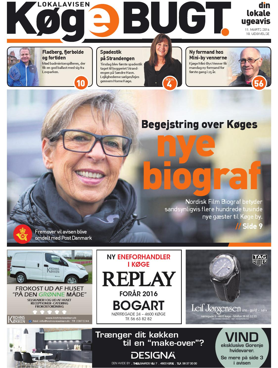 køge avis