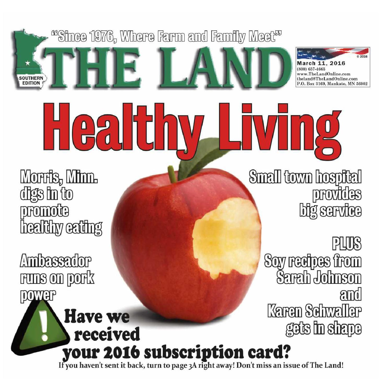 the land march 11 2016 southern edition by the land issuu