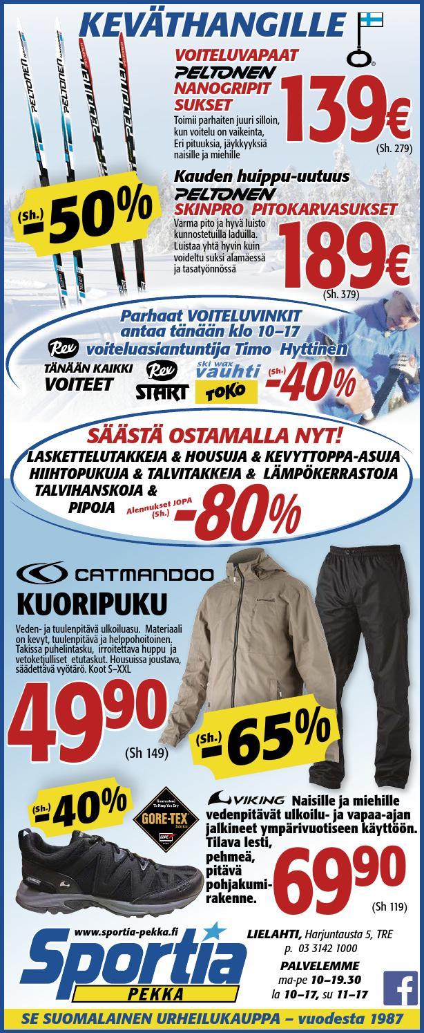 Spekka al1203 v3 by Sportia-Pekka Sportia-Pekka - Issuu