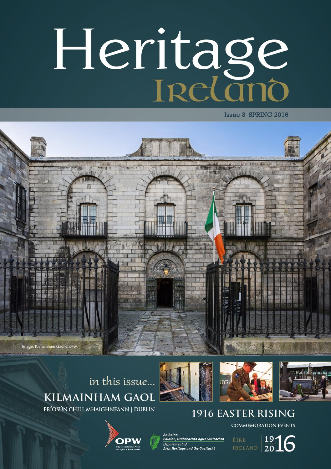 Heritage Ireland Ezine Issue 3 By Office Of Public Works Issuu