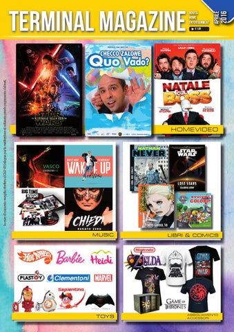 c649924971 Terminal Magazine Gennaio 2016 by Terminal Video Italia - issuu