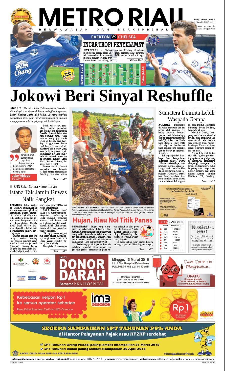 12032016 By Harian Pagi Metro Riau Issuu Produk Ukm Bumn Tekiro Tang Buaya 10