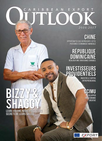 new concept 696b0 225b8 Caribbean Export OUTLOOK 2016 (Francais) by Caribbean Export - issuu