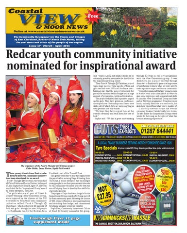 982df22e08f1 Free Online at www.coastalviewandmoornews.co.uk The Community Newspaper for  the Towns and Villages of East Cleveland
