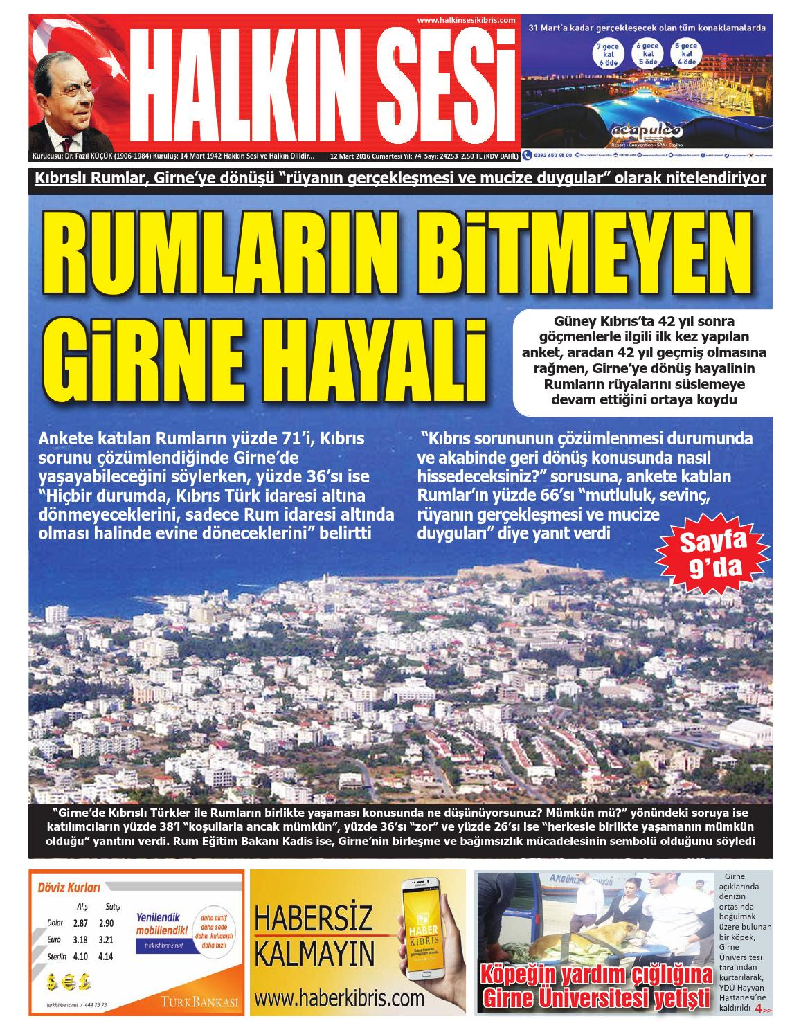Kıbrısın gündeminde Türk-Rum karma ordu var 69