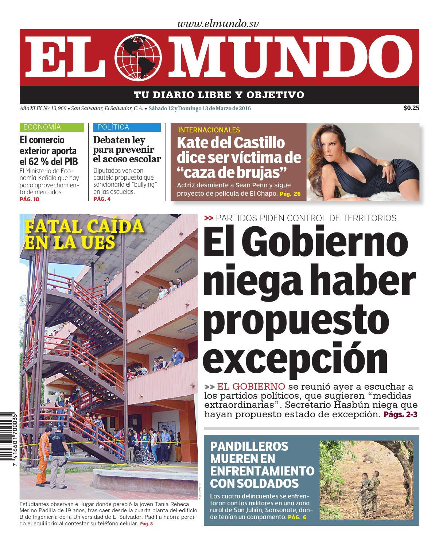 Mundo120316 by Diario El Mundo - issuu
