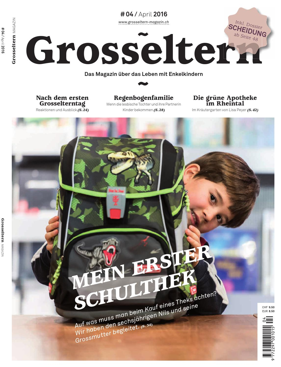Grosseltern 04 2016 by Grosseltern-Magazin - issuu