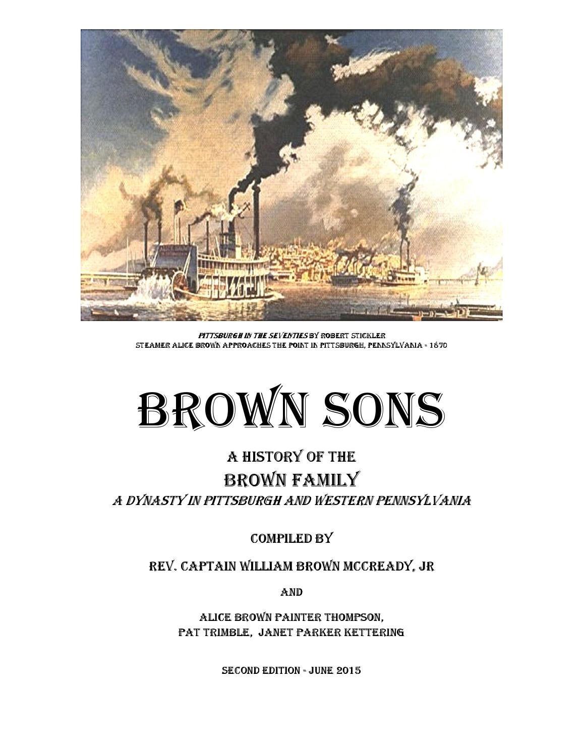 Brown sons text pdf by William Brown McCready - issuu