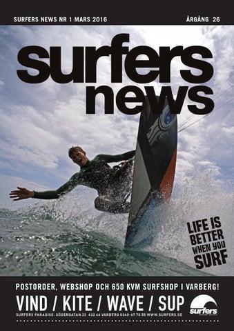 new styles 8dc1f 796b6 Surfers news nr 1 2016 by Surfers - issuu