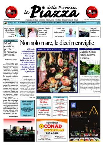 7da9e51ef6 Luglio 2015 - La Piazza Rimini by La Piazza della Provincia - issuu