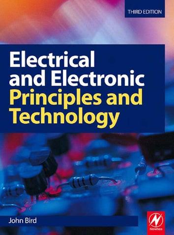 electrical & electronic principles