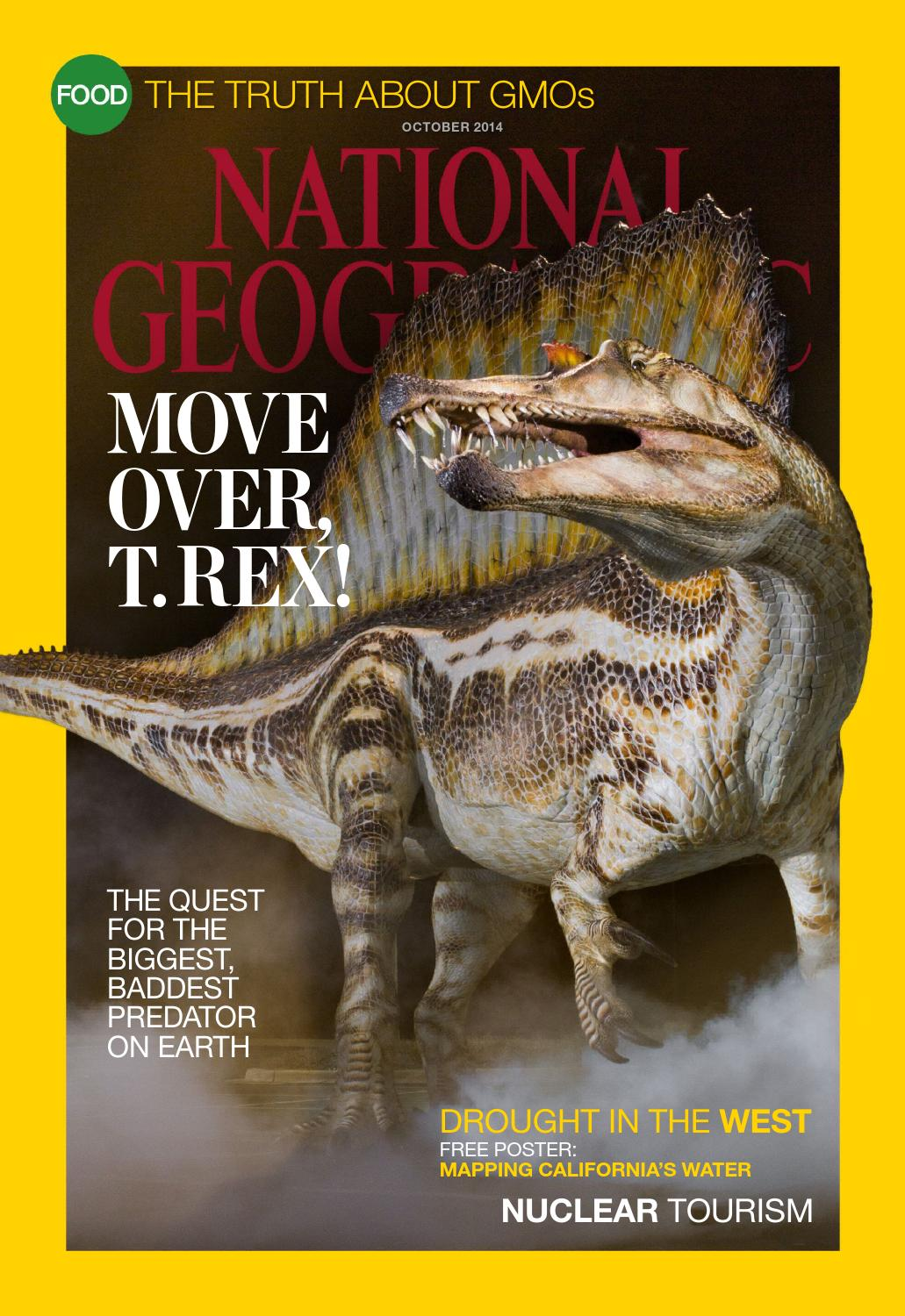 National Geographic Usa 2014 10 By Project Beagle Issuu