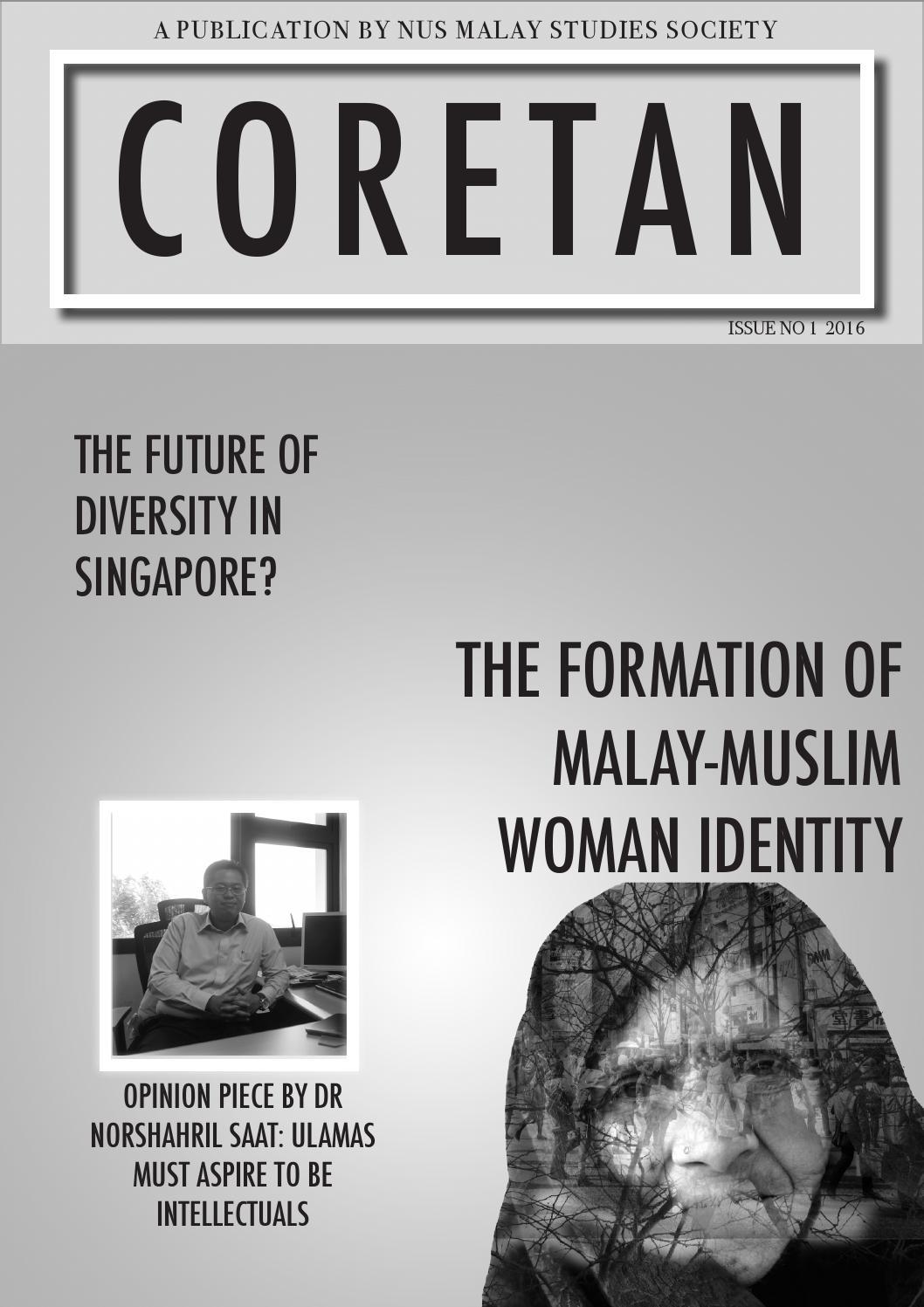 Coretan 2016 Issue 1 By NUS Malay Stu S Society Issuu