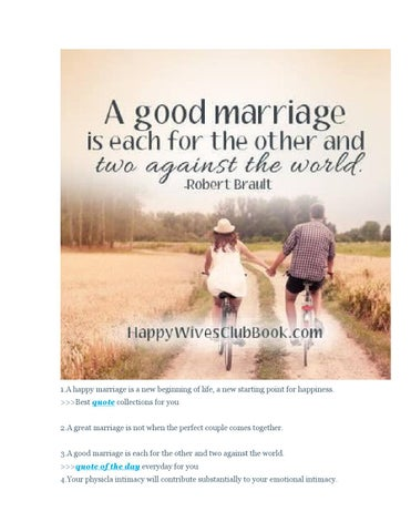 21 Quotes Collections Sayings About Marriage You Should Read By