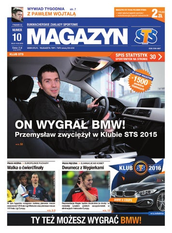 87bd0639f Magazyn STS nr 10 by Star-Typ Sport - issuu