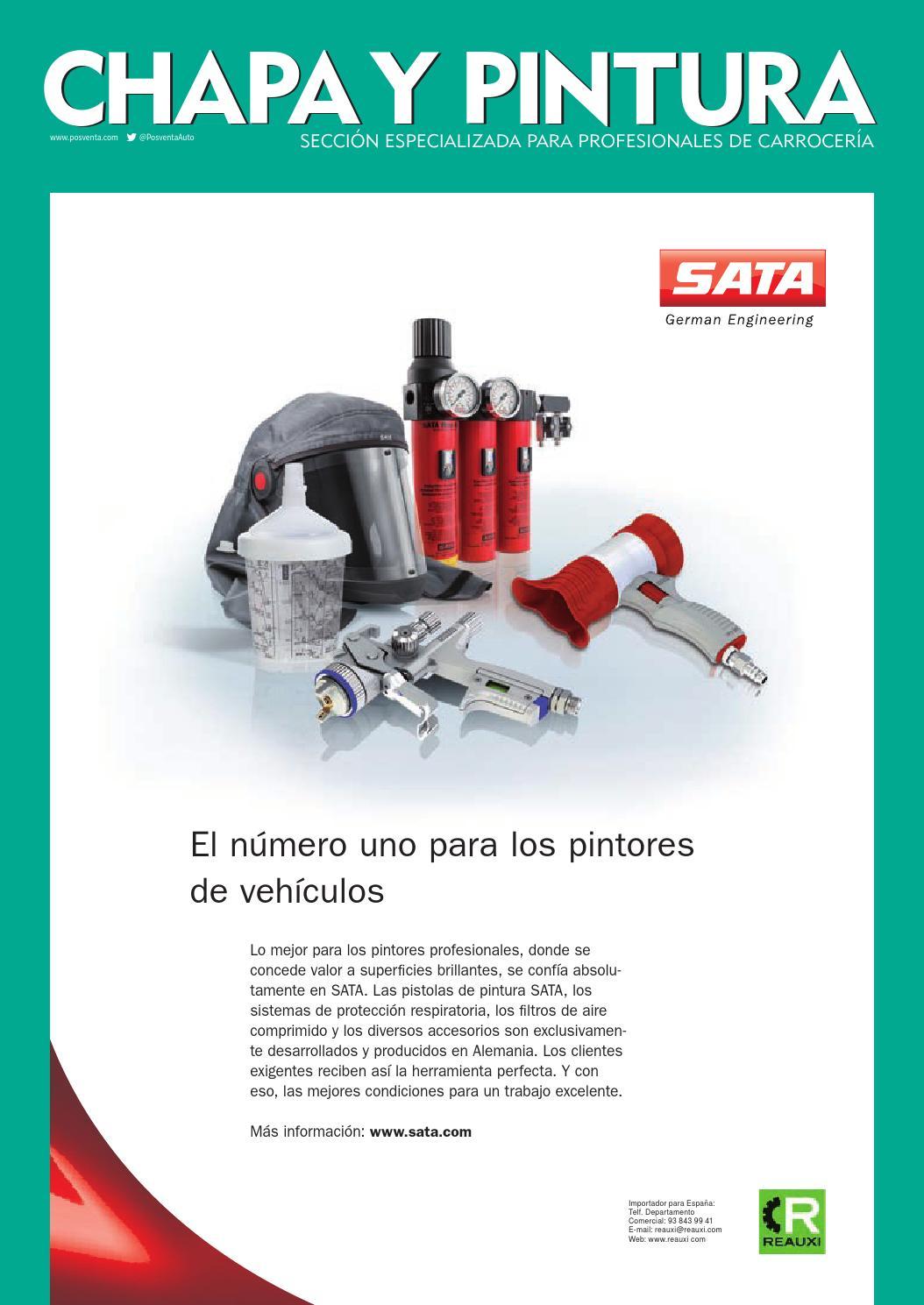 Chapa y Pintura - nº 400 by Digital Newspapers S.L. - issuu
