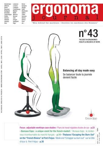 Ergonoma Journal N 43 By Amt Europe Issuu
