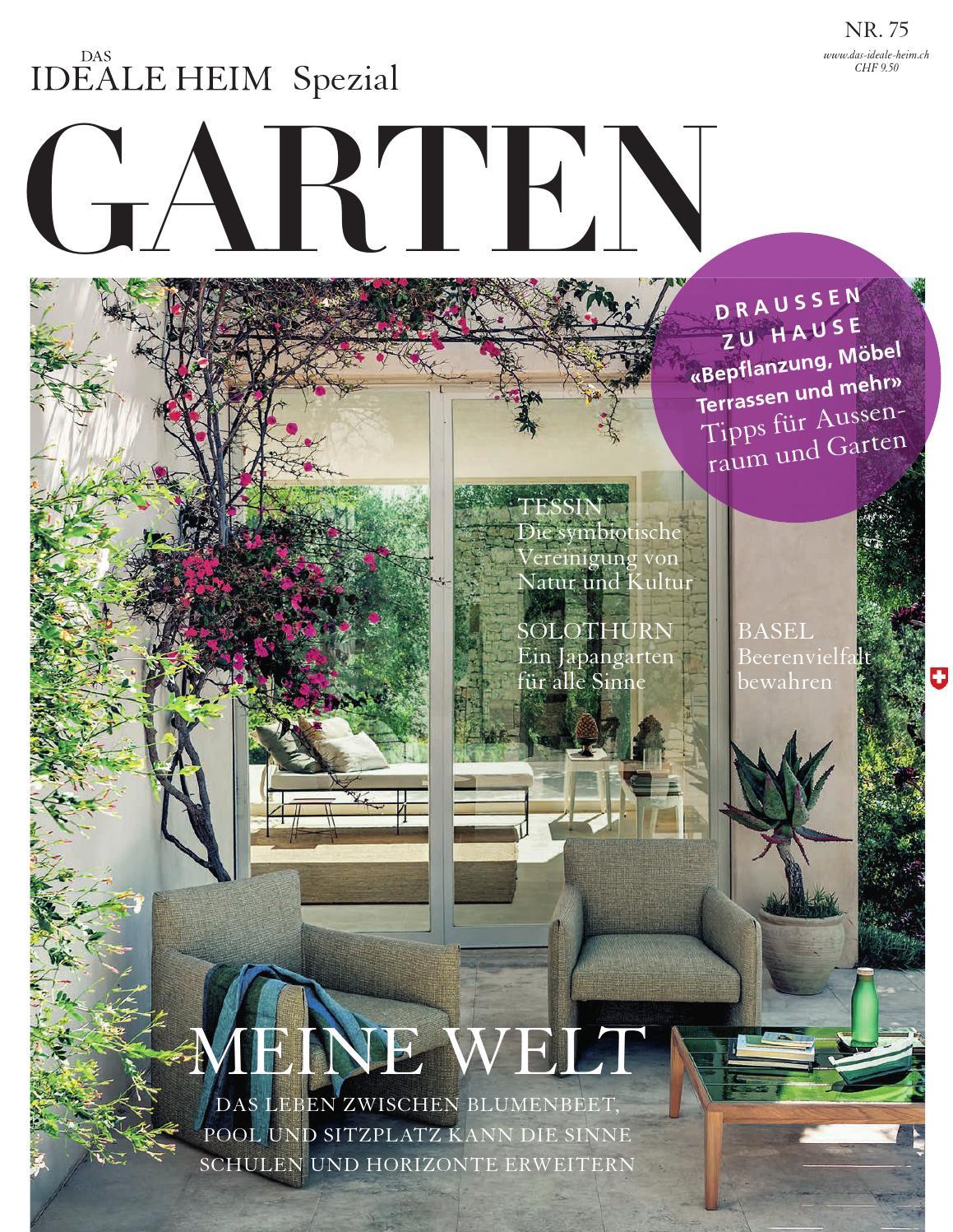 Das Ideale Heim Spezial – Garten 2016 by Archithema Verlag issuu