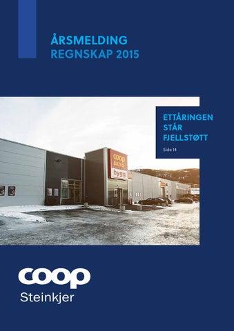 237d1cdf Coop steinkjer årsmelding 2015 by WOW Medialab AS - issuu