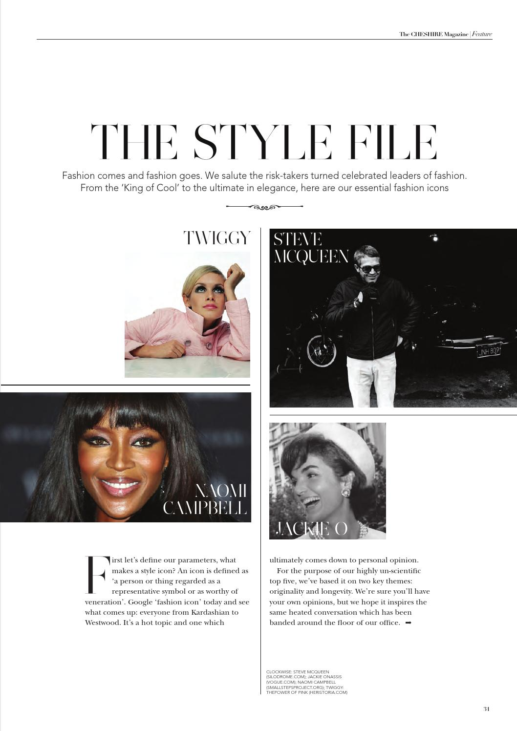 The Cheshire Magazine April 2016 by Runwild Media Group - issuu