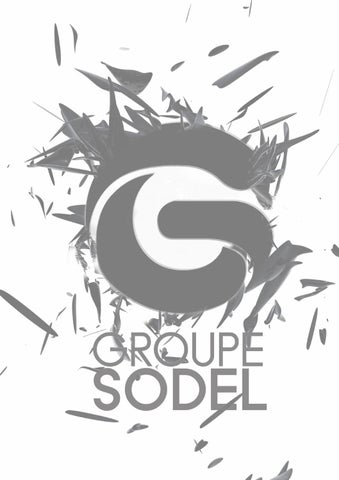 7953626de0 Catalogue Groupe Sodel 2016 by Groupe SODEL - issuu