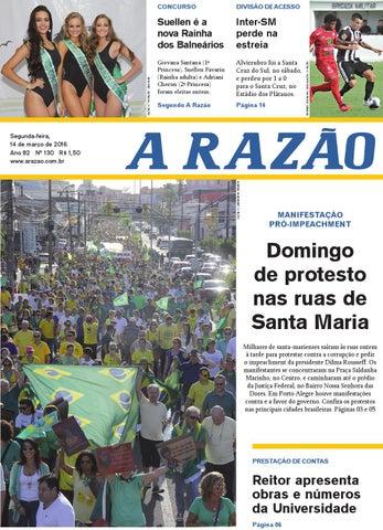 689d687bb4 Jornal A Razão 14 03 2016 by Jornal A Razão - issuu