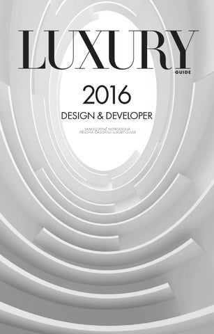 d7ca4dcdb Luxury Guide 06 2015 by TomDesign - issuu