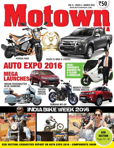 Motown India March 2016 by Motown India - issuu