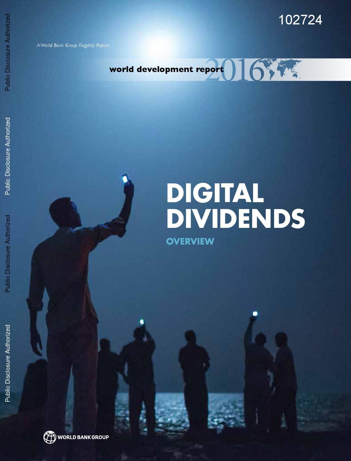 World development report 2016 digital dividends by gant publish world development report 2016 digital dividends by gant publish issuu fandeluxe Choice Image