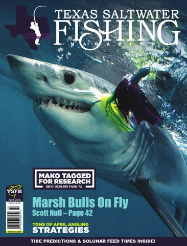 308059040ca33 April 2016 by Texas Salwater Fishing Magazine - issuu