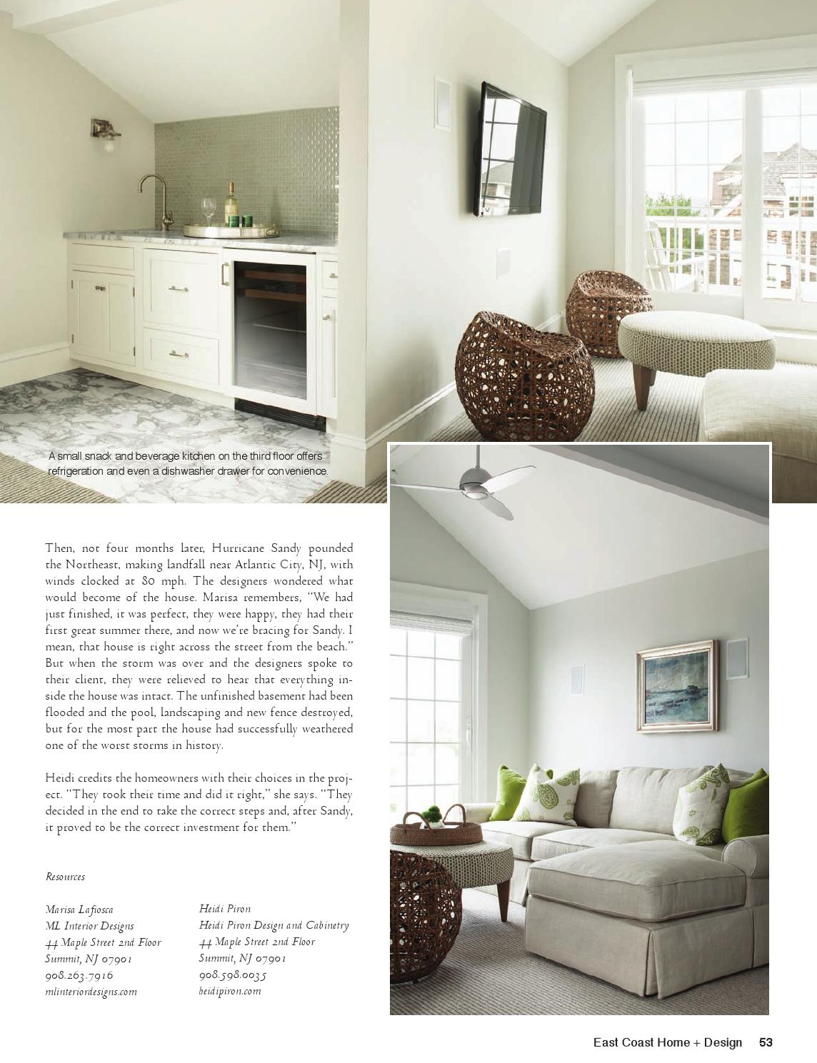 Awesome East Coast Home Design March April 2016 By East Coast Download Free Architecture Designs Momecebritishbridgeorg