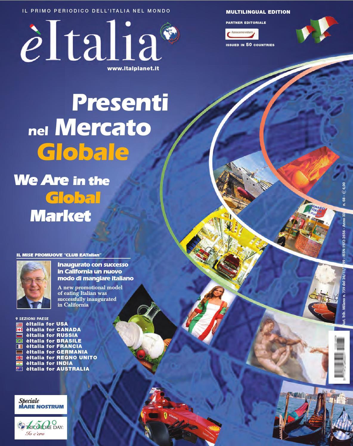 èitalia 68 – Il Primo Periodico dell Italia nel Mondo by èItalia - issuu 47737f58448c