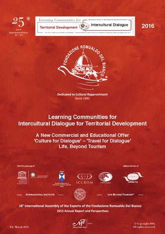 Learning Communities for Intercultural Dialogue for Territorial ... f6bc78ce2d6