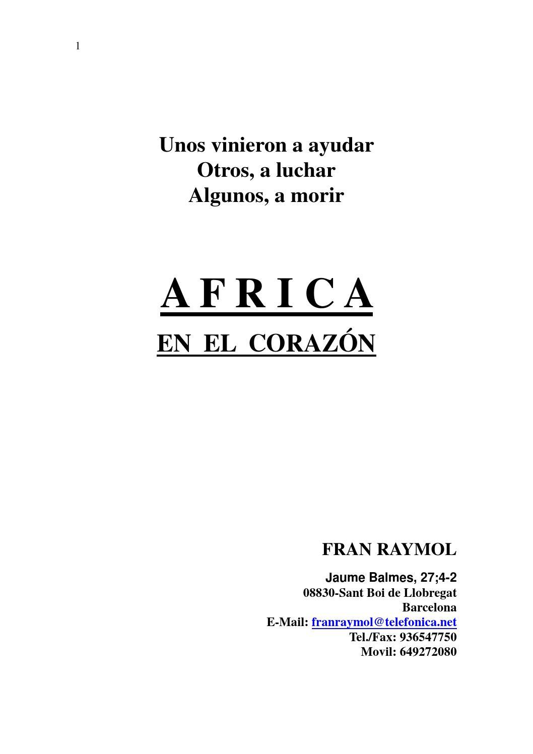 Adolescente Tetona Gafas Lefada Porno 60148967 africa en el corazonclases de ipc - issuu