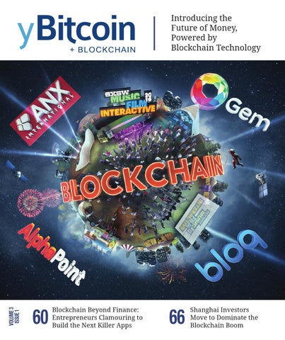 Volume 3, Issue 1 by yBitcoin - issuu
