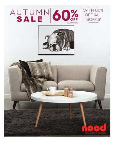 Remarkable Nood Autumn Sale Sofa Brochure 2016 By Nood Issuu Pdpeps Interior Chair Design Pdpepsorg