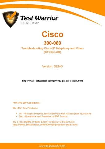 Pdf 2nd telephony cisco edition troubleshooting ip