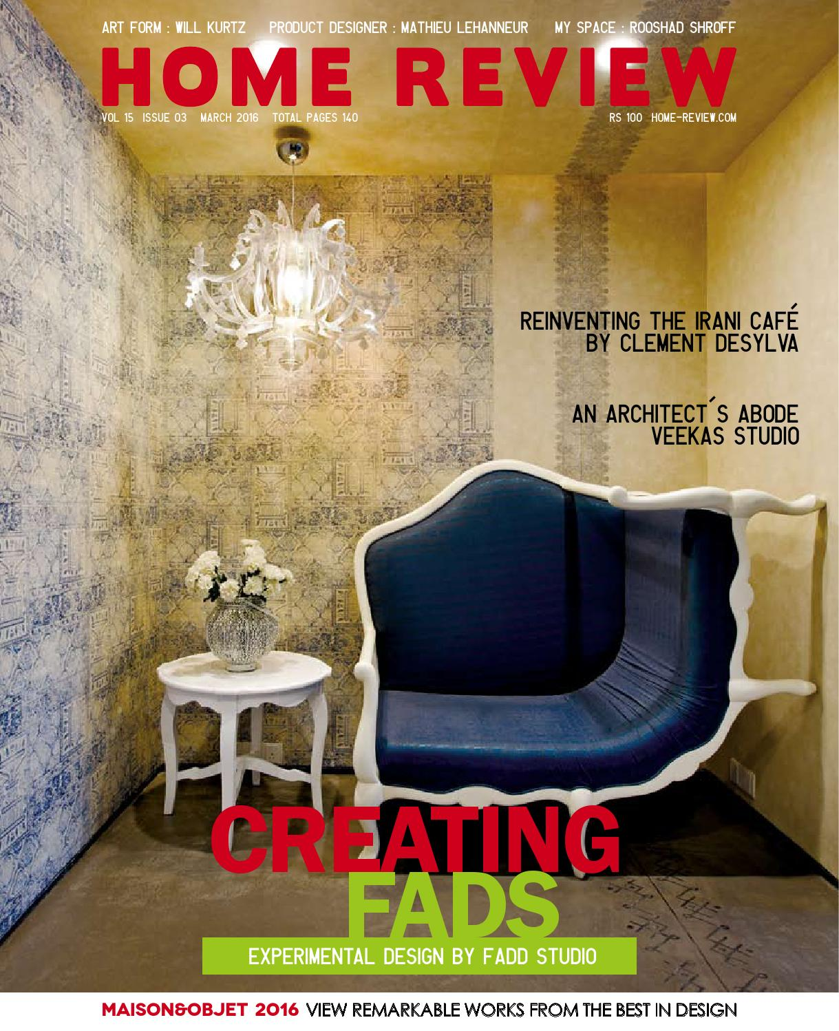 home review march 2016 by home review issuu