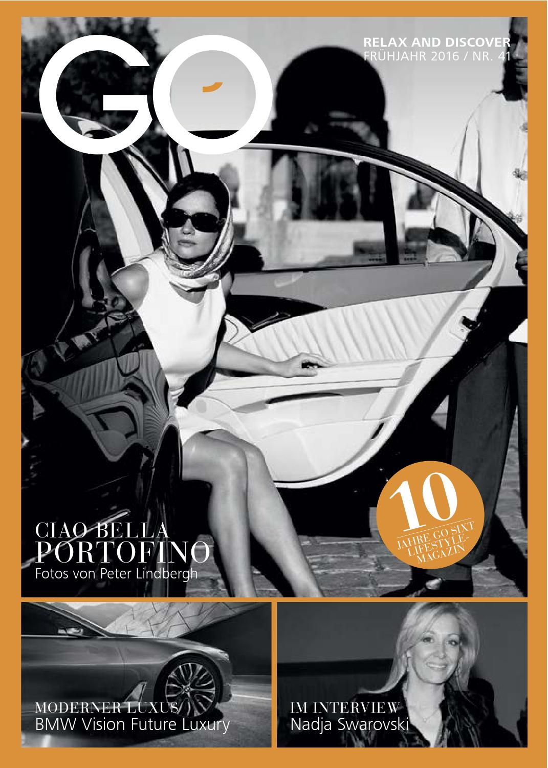 Go Sixt Magazin Nr 41 De By Cp Department Issuu