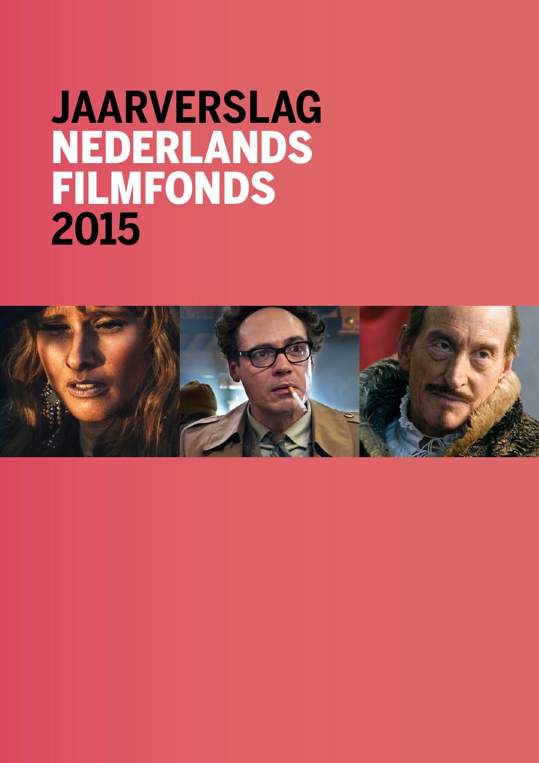 Verrassend Jaarverslag Nederlands Filmfonds 2015 by Netherlands Film Fund - issuu TX-67