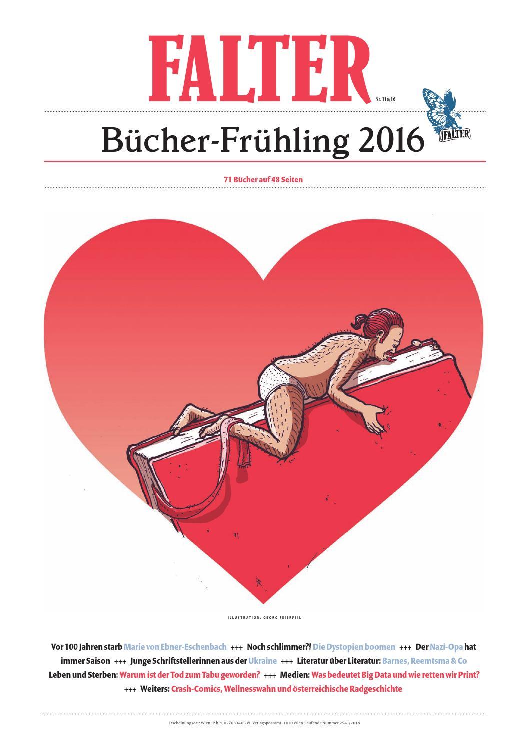 Bücher-Frühling 2016 by Falter Verlagsgesellschaft m.b.H. - issuu