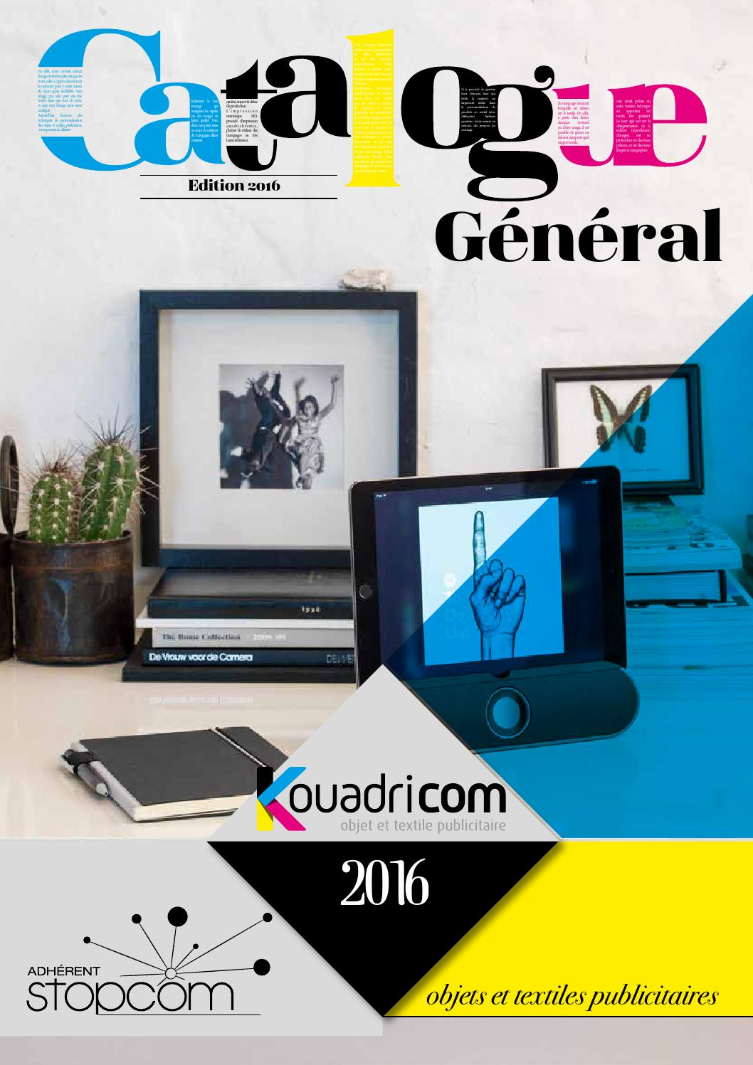 Issuu Objectif Catalogue By Goodies Og7 Kouadricom e2YbED9IWH