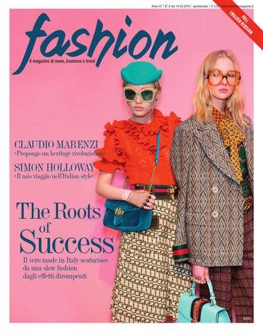 FLIP PAGE FA N 6 2016 by Fashionmagazine - issuu 6d548a5f213