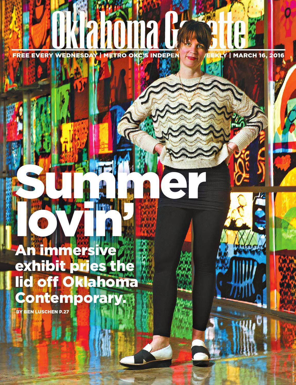 cc315f451e4b2c Summer lovin  by Oklahoma Gazette - issuu