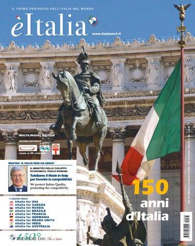 èitalia 66 – Il Primo Periodico dell Italia nel Mondo by èItalia - issuu 1da050e553f