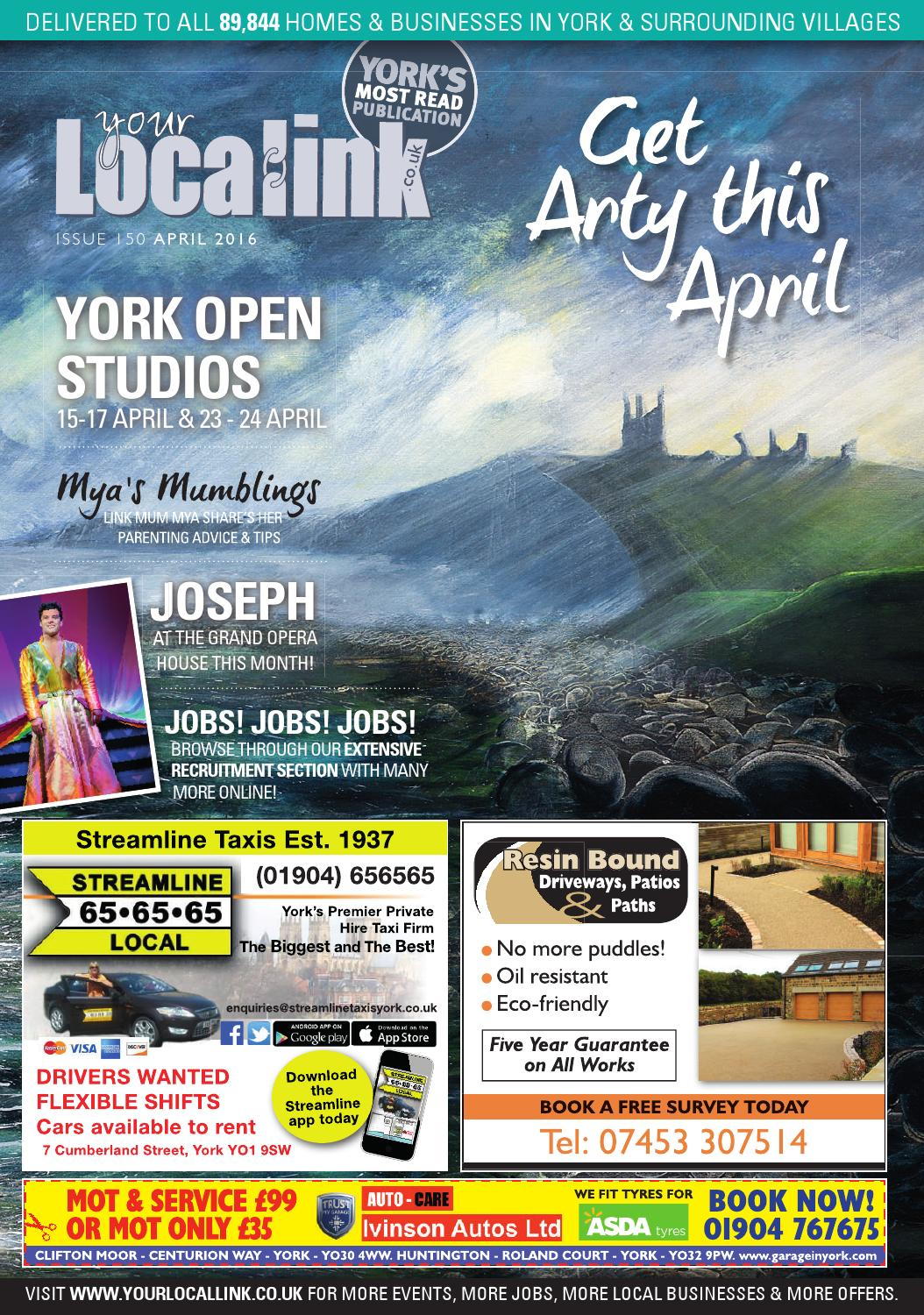 Your Local Link April 2016 by Your Local Link Ltd - issuu