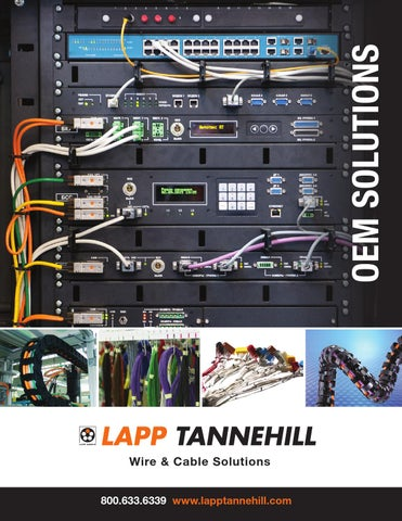 Lapp Tannehill OEM brochure 2016 by Monica Carlson - issuu