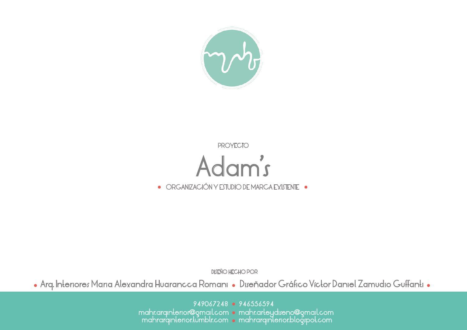 Nueva Imagen De Tiendas Adams Mahr Studio Design By Alexandra  # Gufanti Muebles