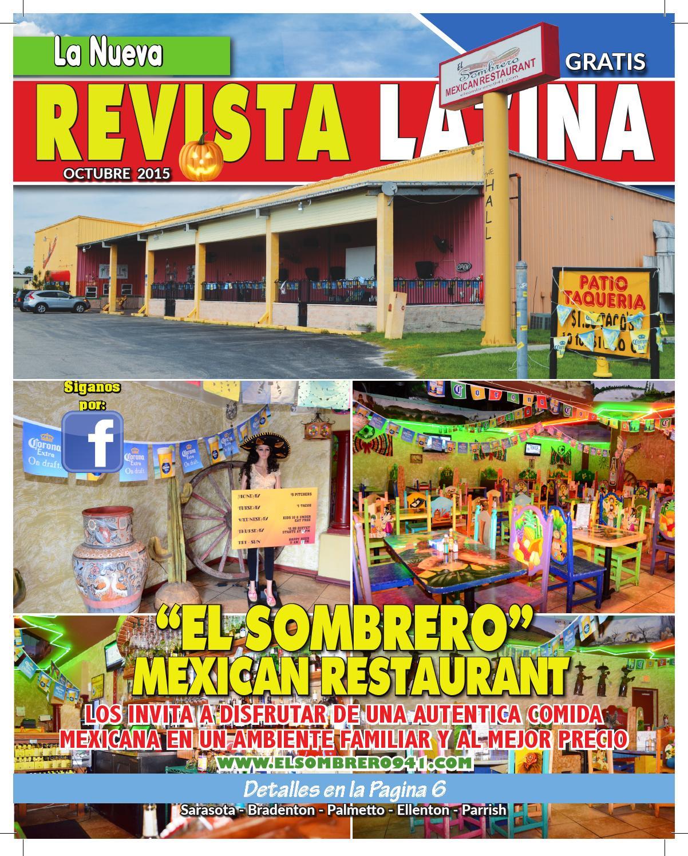 Revista latina 10 2015 by Revista Latina - issuu