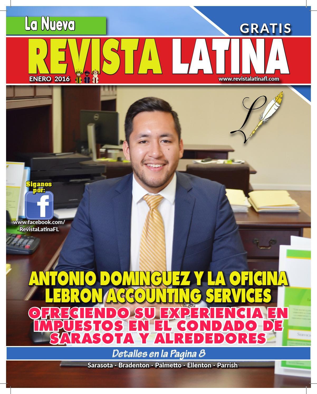 Revista latina 01 2016 by Revista Latina - issuu